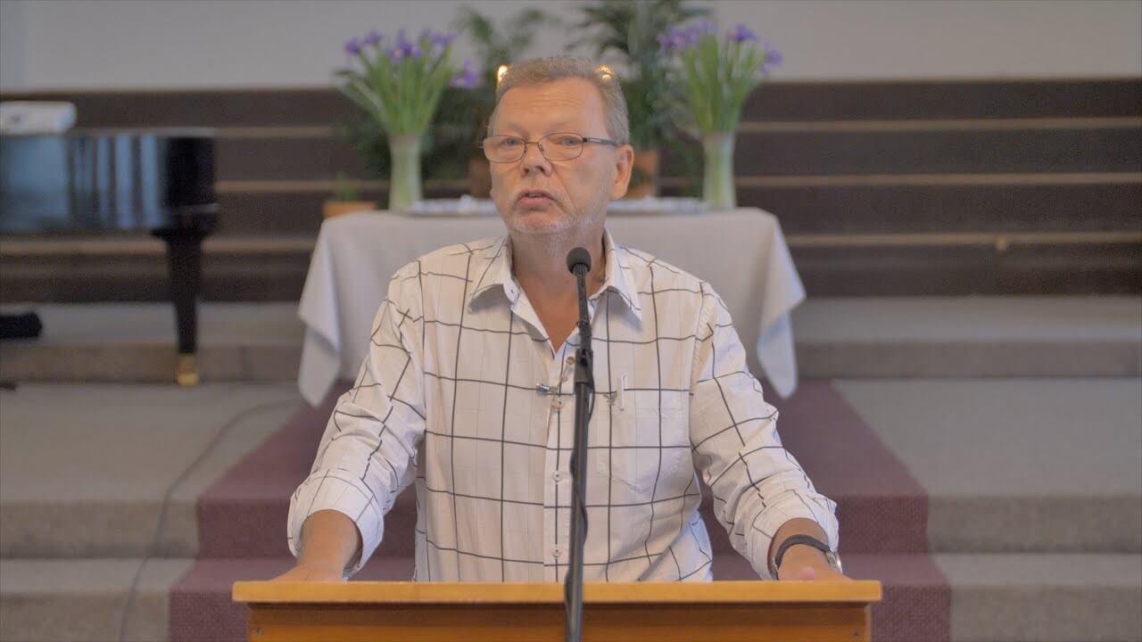Glābšana ir vienīgi Kungā Jēzū Kristū