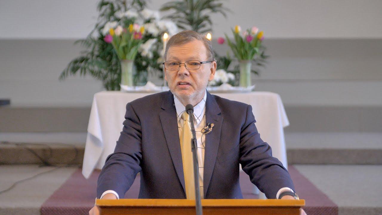Nebaidieties, Kristus ir augšāmcēlies