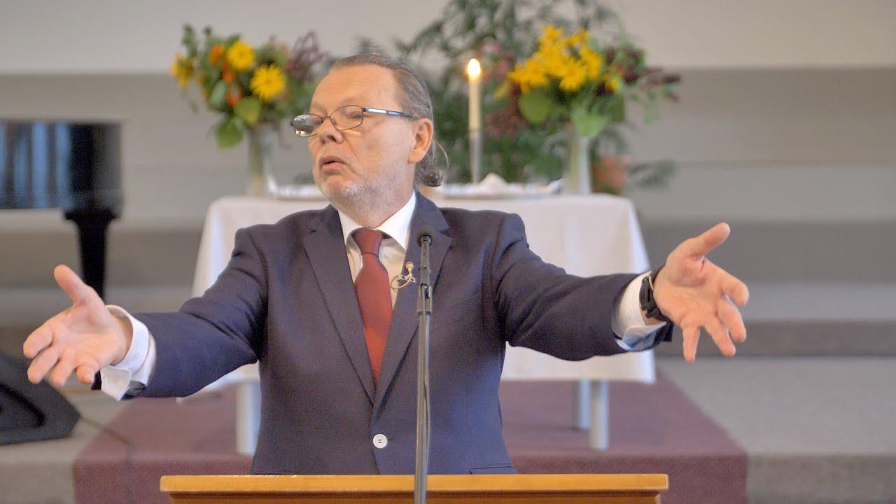 Kur lai ņem spēku nenodot Kungu Jēzu Kristu?